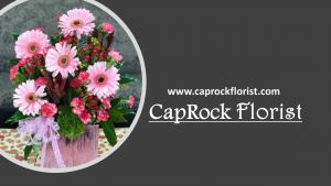 Caprock florist. caprockflorist.com.