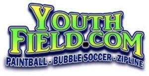 Youthfield.com. Paintball, bubble soccer, zipline.