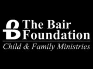 The Bair Foundation. Child & family ministries.