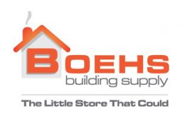 Boeh's building supply. The little store that could.